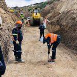 Municipalidad inicia construcción de colector en la Avenida Indoamérica