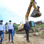 Economía de Ambato se dinamiza con obras municipales