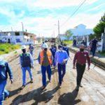 Municipalidad construye 24 vías en el Norte de Ambato