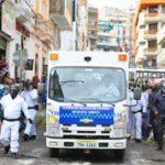 Municipalidad lidera operativo de control de informales