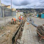 Municipio construye 21 kilómetros de veredas inclusivas