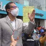 Alcalde Altamirano transparenta información sobre fotosensores