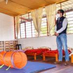 Municipio de Ambato inaugura Centro de Alojamiento Temporal para niños y niñas en situación de mendicidad y trabajo infantil