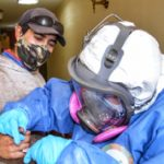 Brigadas móviles municipales brindan atención médica a través de la aplicación AIGENTE.