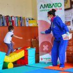 Centro de Alojamiento Temporal, una alternativa para la erradicación del trabajo infantil y mendicidad en medio de la pandemia.