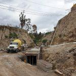 Culmina construcción de colector Pisocucho en la Indoamérica