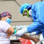 Más de ocho mil pruebas Covid-19 se realizan hasta el momento en Ambato