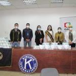 Donación de Mascarillas al GAD Municipalidad de Ambato