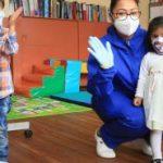 75 niños son atendidos en el Centro de Alojamiento Temporal de la Municipalidad