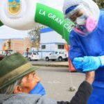 Brigadas Municipales atienden a moradores de Izamba