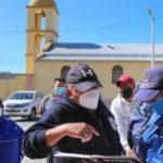 Huachi Grande, Totoras y Pishilata se benefician de 300 pruebas Covid-19