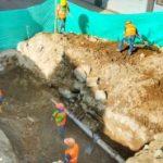 Municipalidad de Ambato regenera el barrio los Andes