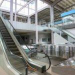 Nuevo Terminal con alta tecnología  y moderno equipamiento.