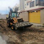 Municipalidad invierte 387.000 dólares en 10 pasajes barriales.