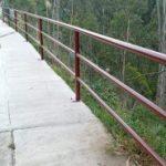 Municipalidad culmina la construcción de la vía a Laquigo