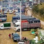 Feria improvisada de Huagracorral se trasladará a la parroquia Unamuncho
