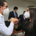 Alcalde de Ambato y Gobernadora dialogan sobre la feria ilegal de Huagracorral