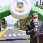 Municipalidad invierte 2.3 millones de dólares en asfaltado de vías del Norte