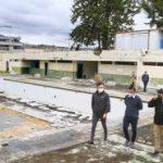 Municipio de Ambato busca rehabilitar la piscina de Ingahurco