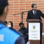Municipalidad reconoce méritos de agentes de control municipal