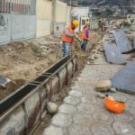 21 kilómetros de nuevas aceras facilitan la movilidad en Ambato
