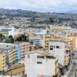 Municipalidad ubica cámara de video vigilancia en pasaje Pelileo