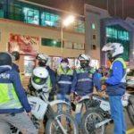 Seguridad ciudadana y comercio informal se controla en las calles