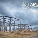 Avanza construcción del Centro de Revisión Técnica Vehicular.