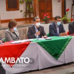 Municipalidad recoge solicitudes de GADS Parroquiales.