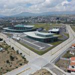 GAD Municipalidad de Ambato entrega la terminal terrestre más moderna del país.