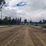 Asfaltado de la calle Karl Marx mejorará la vialidad en Pishilata