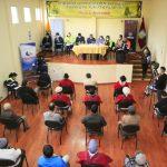 Municipalidad atiende peticiones de las autoridades y moradores de Pilahuín
