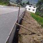 Parroquia Unamuncho se beneficia de obras viales con todos los servicios