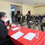 Alcalde atiende peticiones de la parroquia Augusto Nicolás Martínez