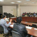 Alcalde lidera solución administrativa de estadios en parroquias rurales