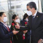 Alcalde conmemoró el Día Internacional de la Mujer con un acto recordatorio