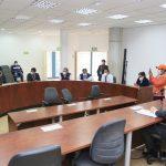 Alcalde de Ambato canaliza pedidos de la Fedeprobat