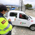 El mercado Mayorista apertura ingreso y salida para vehículos de emergencia