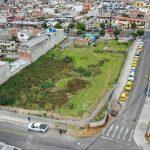 Se construyen cerramientos en lotes baldíos de seis parroquias de Ambato