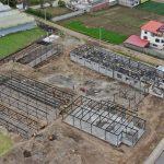 Construcción del Centro de Gestión Integral de Fauna Urbana tiene un avance del 35%