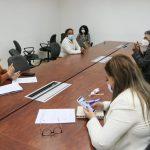 Municipalidad atiende a los comerciantes del Centro de Transferencia de Unamuncho