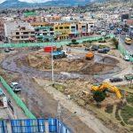 Ciudadanía conoció rutas alternas del transporte urbano para Huachi Chico
