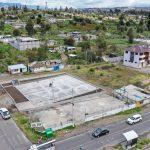 Municipalidad avanza la construcción de dos canchas deportivas en Totoras