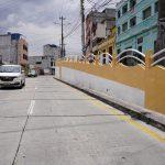 Municipalidad de Ambato ejecuta diversas obras de mantenimiento