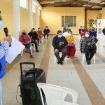 Alcalde de Ambato atiende necesidades de los mercados Modelo y América