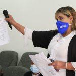 Alcalde escucha y atiende pedidos en nueva audiencia pública