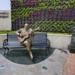 Municipalidad inmortaliza legado musical de Carlos Rubira Infante