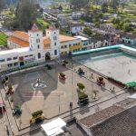 Municipalidad culmina readoquiado de calles adyacentes al parque central de San Fernando