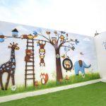 Centro de Desarrollo Infantil de la calle Mull Mull El Belén está listo en un 100%