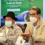 Guillermo Lasso recibirá el Bastón de Mando Presidencial en Pilahuín